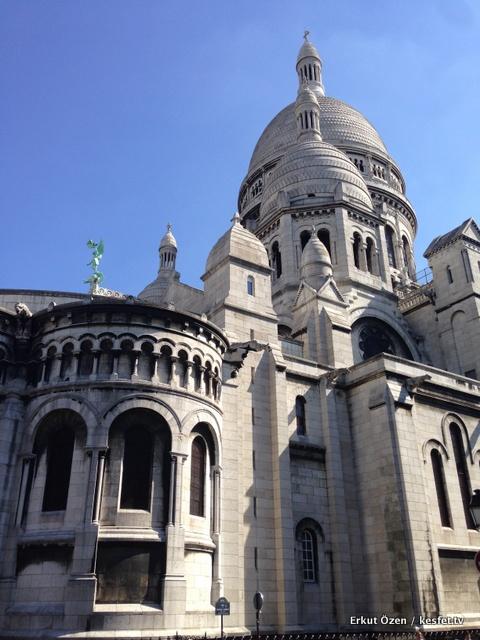 Paris gezi rehberi listesi
