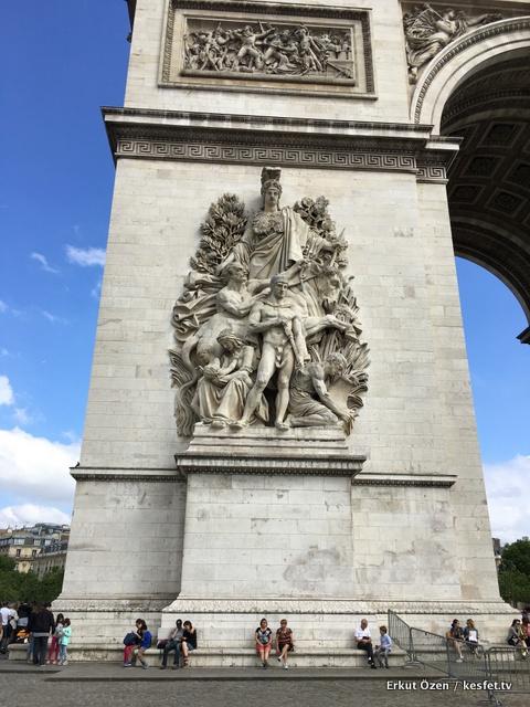 Paris gezi rehberi gezi listeleri