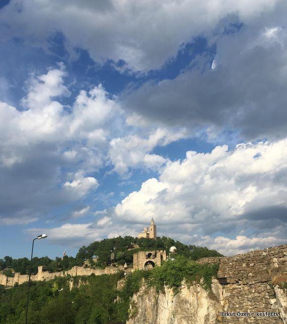Veliko Tarnovo gezi rehberi kale