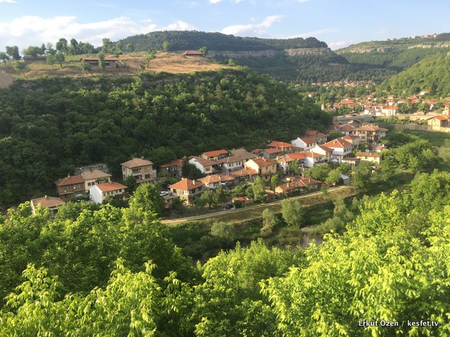 Veliko Tarnovo gezi rehberi