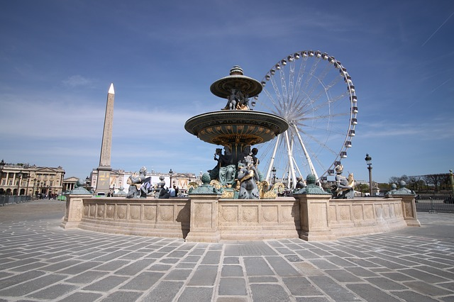 Paris gezi rehberi concorde