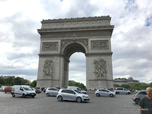 Paris gezi rehberi gezilmesi gerekenler