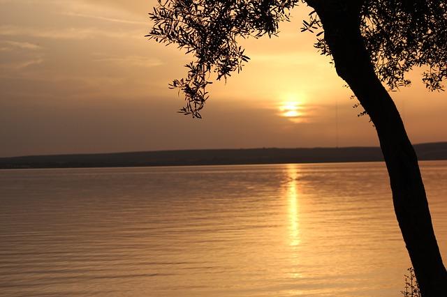 Didim günbatımı
