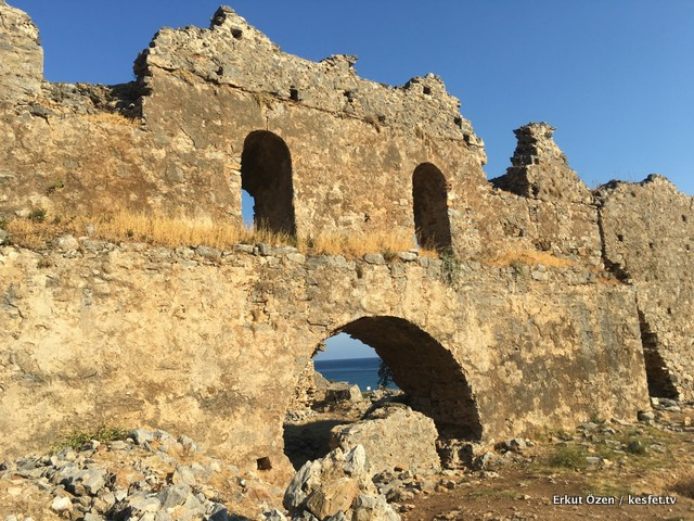 Anamur antik kent