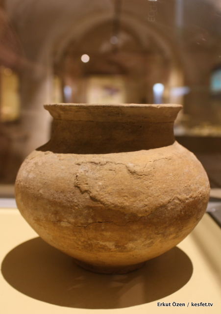 Mardin Müzesi teşhir salonları