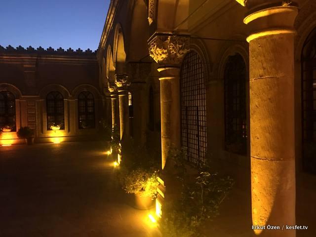 Mardin Müzesi gece
