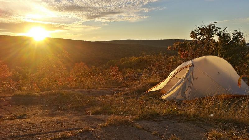 Sonbahar Kamp Yerleri
