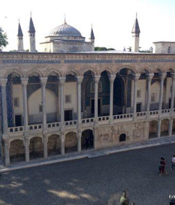 Çinili Köşk topkapı Sarayı