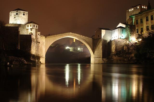 Dünyanın En Ünlü 6 Tarihi Köprüsü Bosna