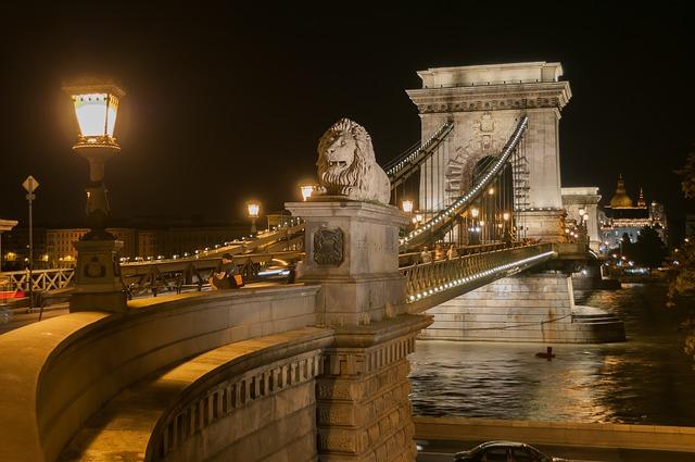 En Ünlü Köprüler Chain Bridge