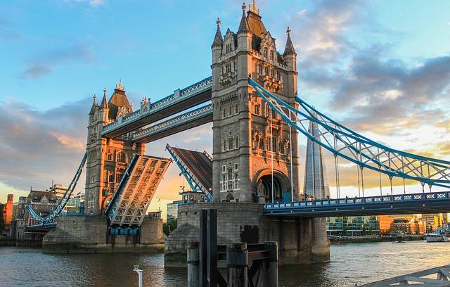 En Ünlü Köprüler Tower Bridge