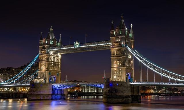 En Ünlü Köprüler Londra