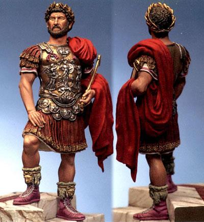 Hadrianus Kapısı İmparator Hadrianus