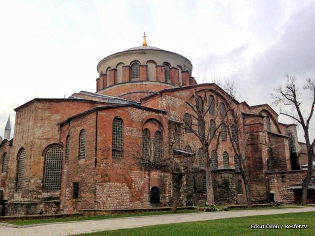 Aya İrini Kilisesi