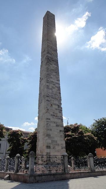 İstanbul'un Sırları Dikilitaş