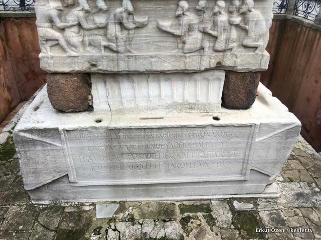 Theodosius Dikilitaşı İstanbul
