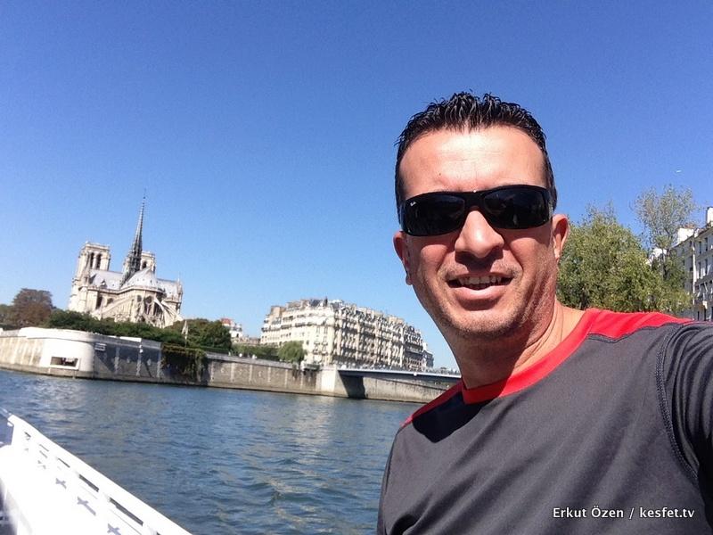 Notre-Dame Katedrali Seyahat Yazarı Erkut Özen