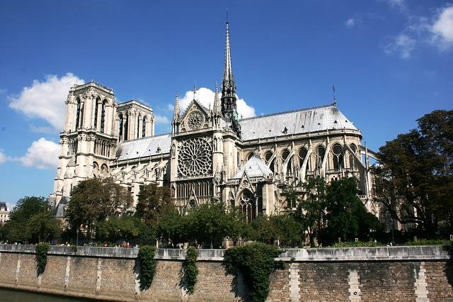 Notre-Dame Katedrali Seinne Nehri