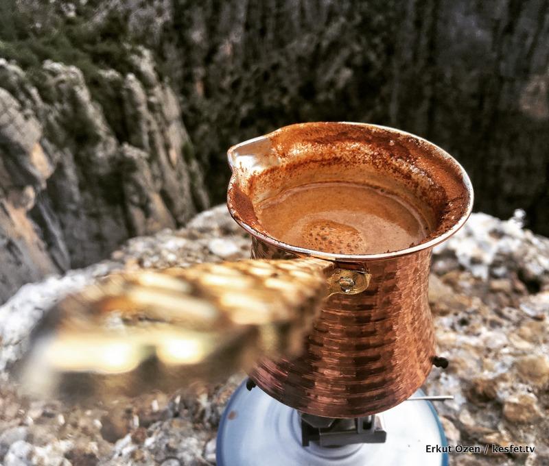 Tazı Kanyonu Kahve