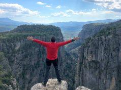 Tazı Kanyonu Outdoor gezi rehberi Erkut Özen