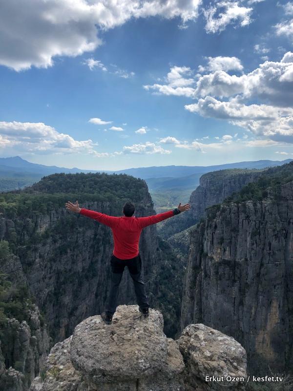 Tazı Kanyonu Erkut Özen Gezi rehberi