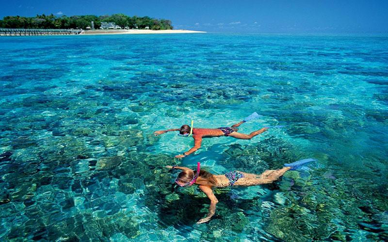 Andaman Adaları dalış
