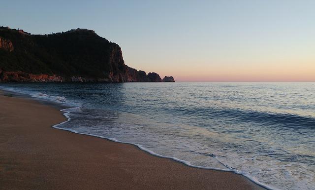 Alanya Kleopatra Plajı gezisi
