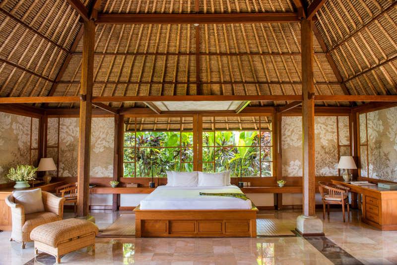 Bali otelleri Amandari Otel Suit