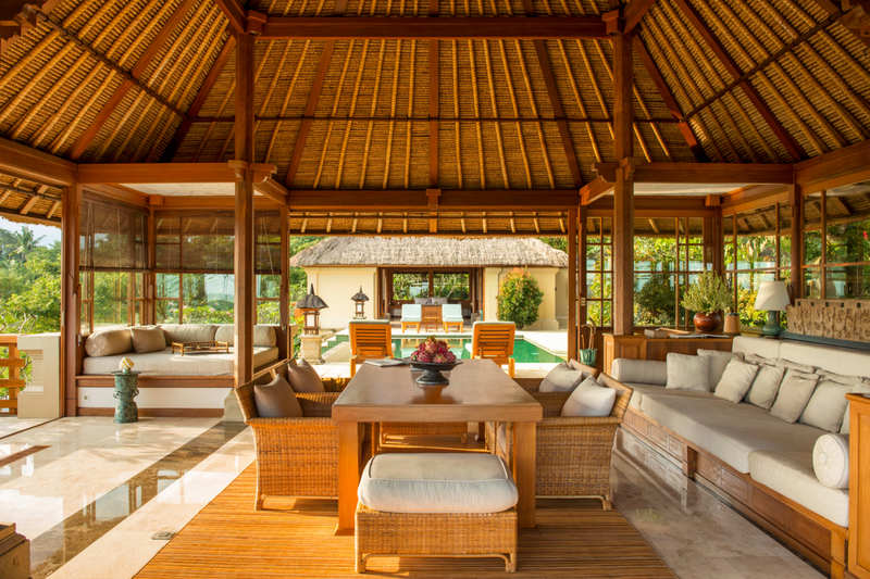 Bali otelleri amandari suit