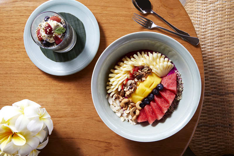Bali otelleri mutfak
