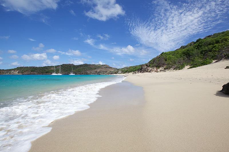 Dünyanın En Güzel Plajları Grand Colombier