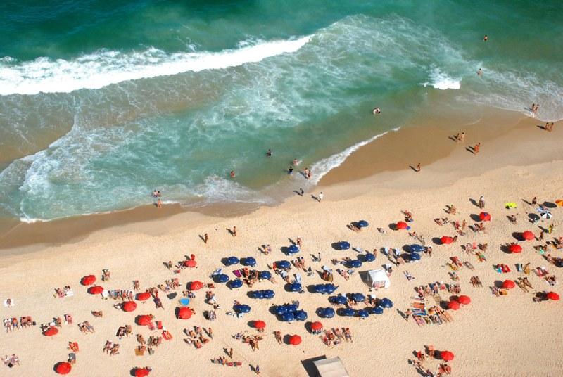 Dünyanın En Güzel Plajları Leblon Plajı