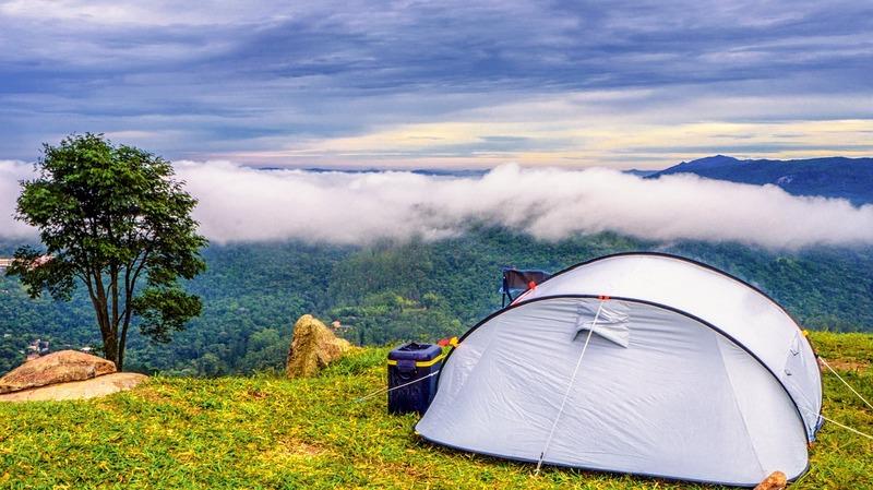 GR 20 Çadır Kamp