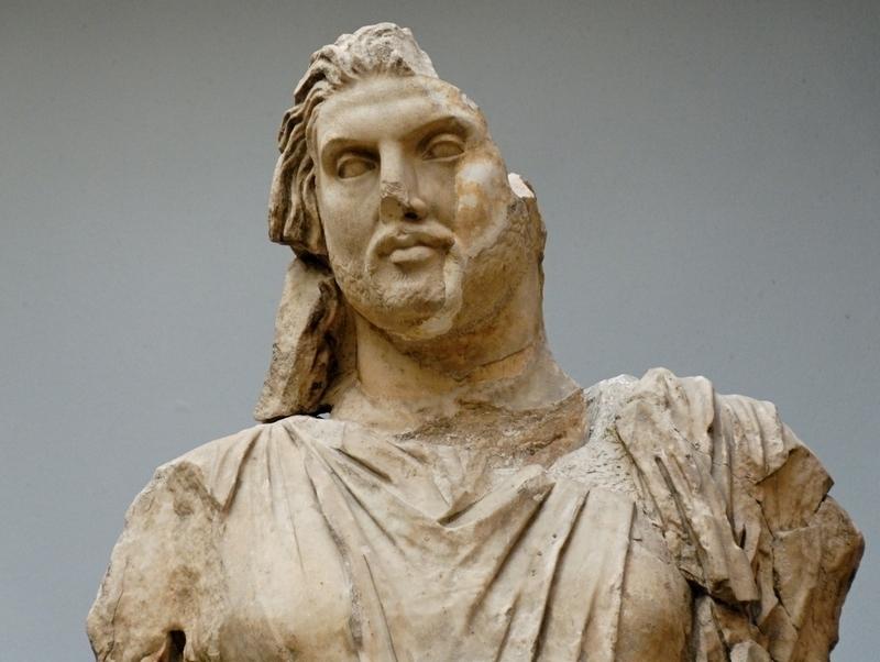 Halikarnas Mozolesi Mausolos