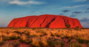 Uluru Kayası