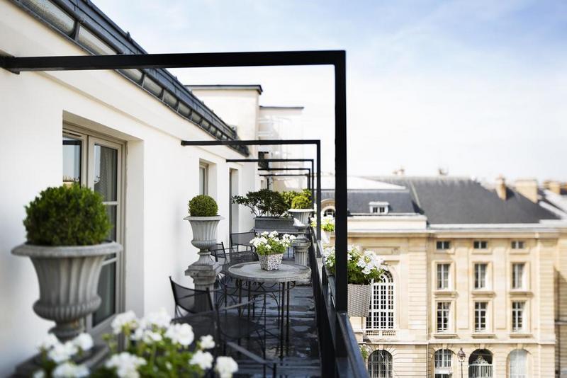 Paris otelleri