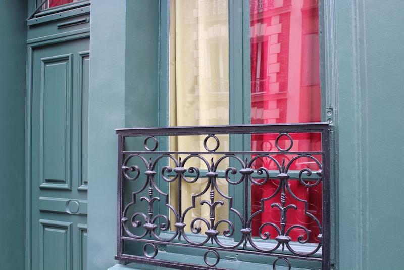 Paris otel des jardins de luxembourg