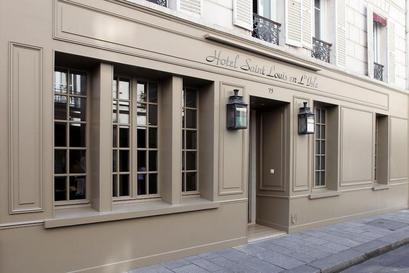Paris otelleri Saint-Louis en L'Isle