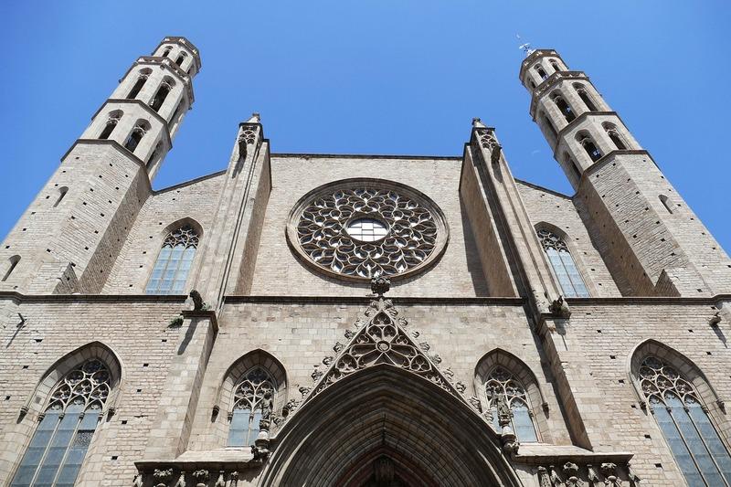 Santa maria del mar Barselona