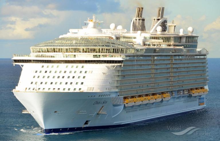 Batı Karayipler Cruise gemi