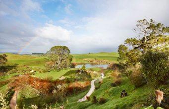 Yeni Zelanda Hobbit Köyü