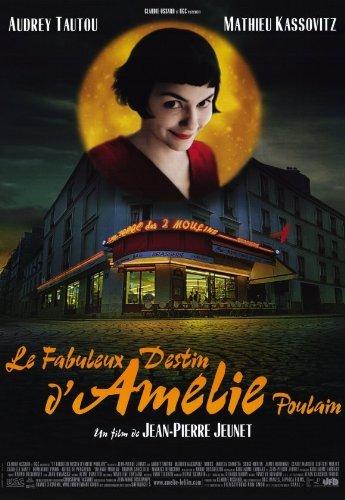 Amelie Filmi Paris Kafe