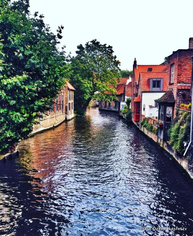 Film Rotaları Brugge Belçika
