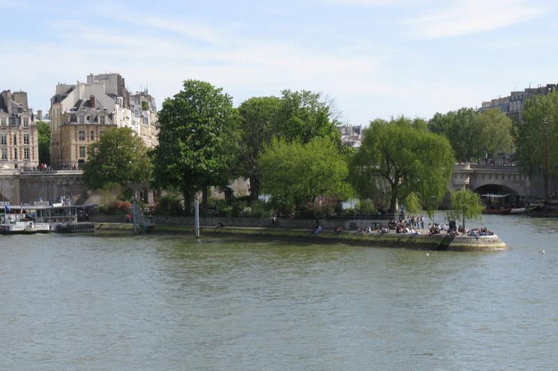 Paris Tapınakçılar yakıldığı yer