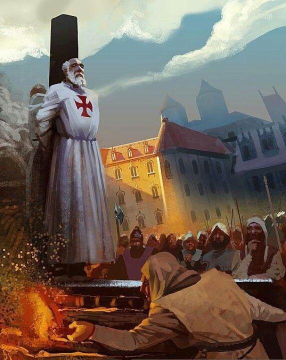 Tapına Şövalyeleri İdam