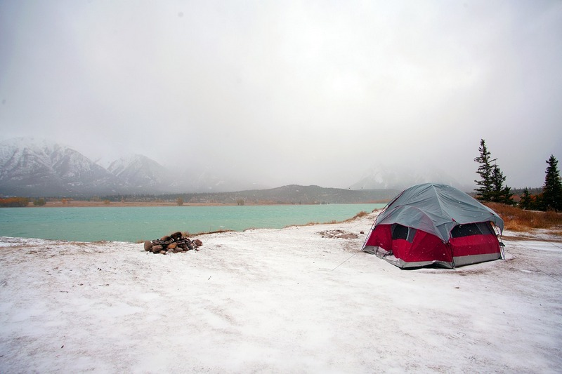 Kış Kampları ve uyku tulumları