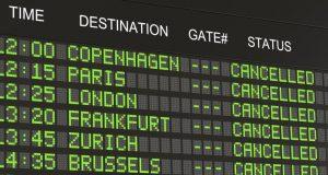 Uçuşa Durdurulan Ülkeler