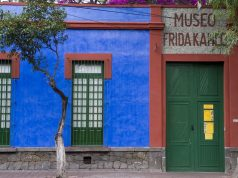 Frida Kahlo'nun Evi