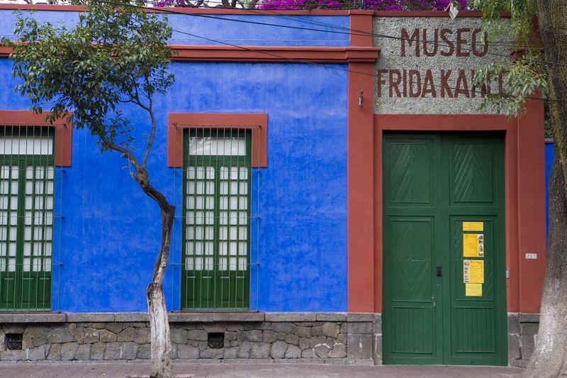 Frida Kahlo'nun Evi