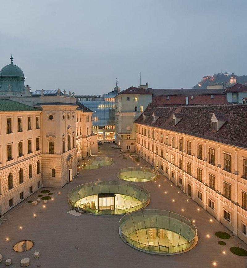Graz Joanneum Bölgesi
